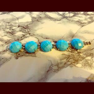 Kendra Scott Cassie Bracelet Turquoise